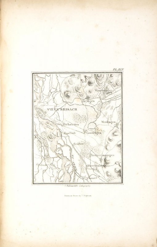 Pl. 19 in the book, The Art of Drawing on Stone (London: C. Hullmandel & R. Ackermann, [1824]