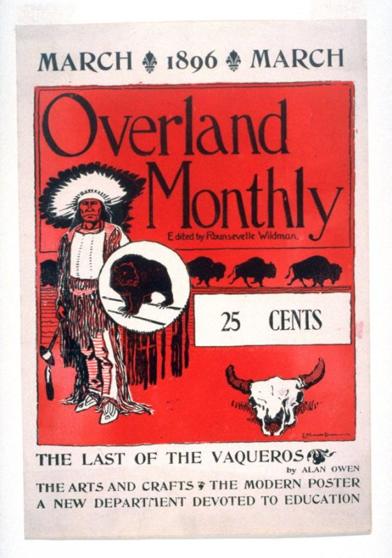 Overland Monthly. March 1896