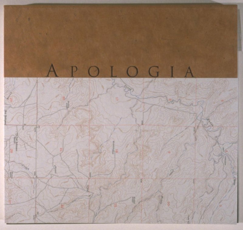 Apologia by Barry Lopez