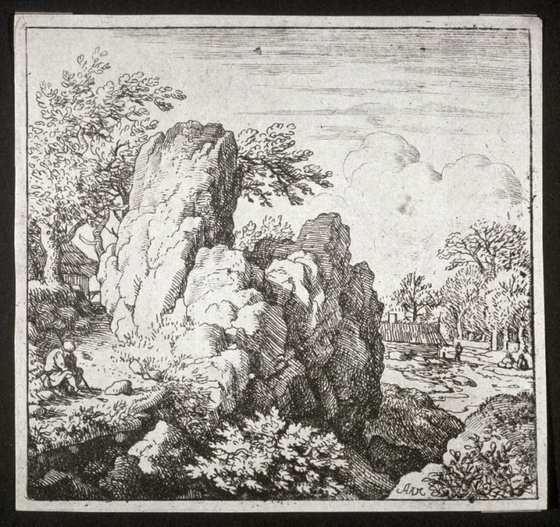 The Large Rock