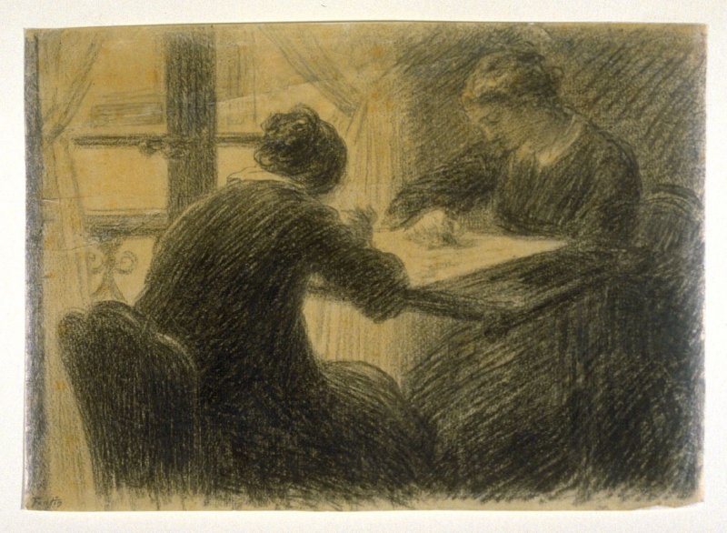 Les Brodeuses (The Embroiderers)