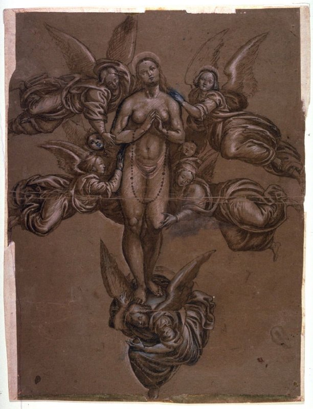 Ecstasy of St. Mary Magdalen