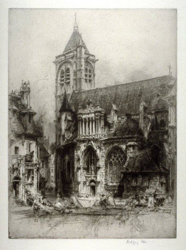 Notre Dame, Bourges