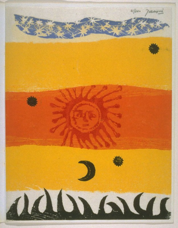Book of Many Suns, from 100 Graphics