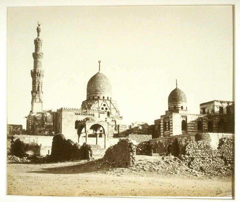The Mosque of Kaitbey, Cairo