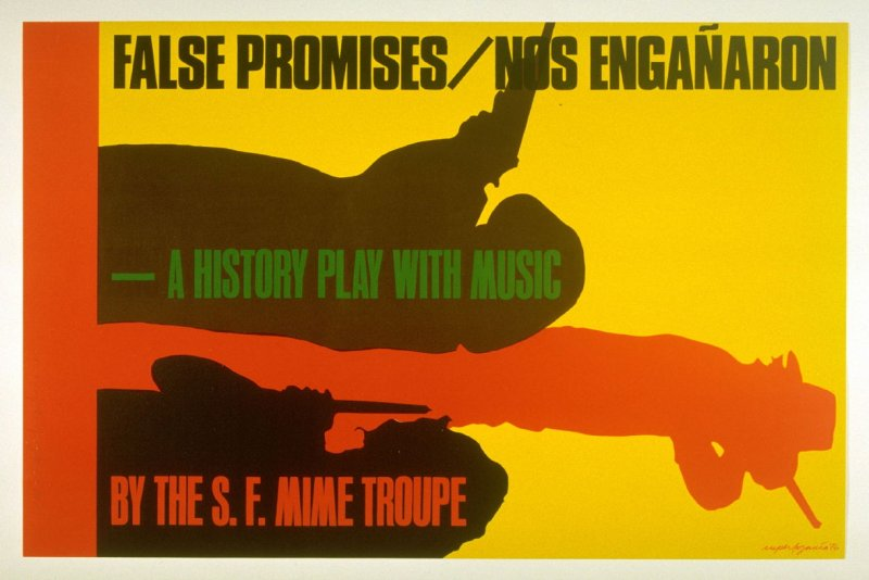 False Promises/ Nos Enganaron