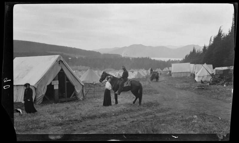 Untitled (Tennessee Hollow in The Presidio, San Francisco)