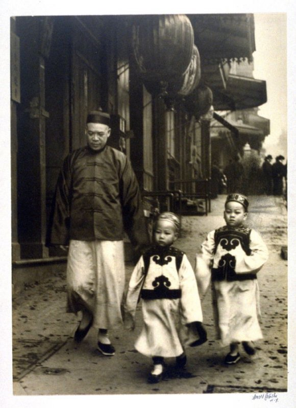 Children of High Class from the Chinatown Series