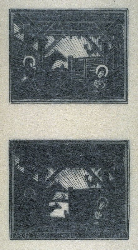 Christmas gifts: Dawn, pl.12: D. 76: Christmas gifts: Daylight; D. 77: