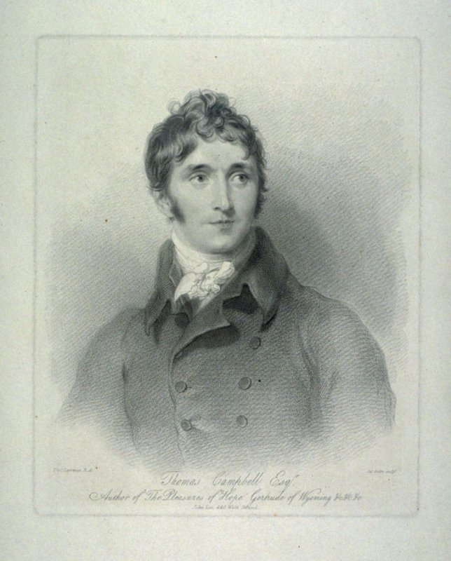 Thomas Campbell, Esq.