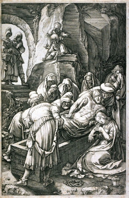 [The Burial of Jesus](Copy)