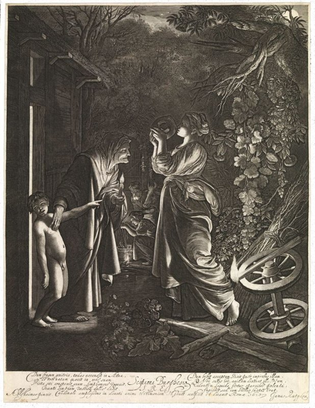 The Mocking of Ceres