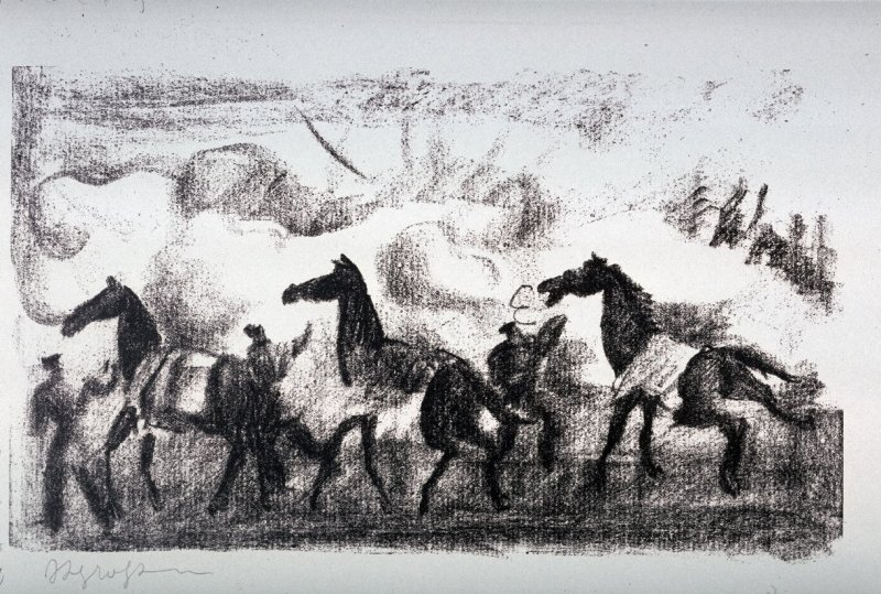 Horses with Trainers