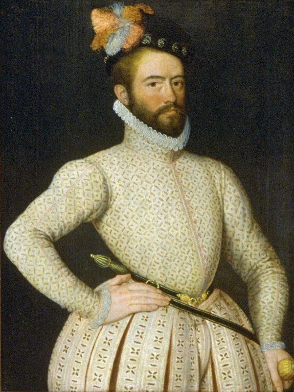 Portrait of a Danish Nobleman