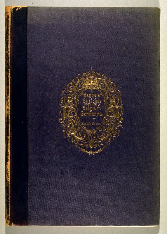 Sketches in Belgium and Germany (London: Graves & Co., 1845), second series