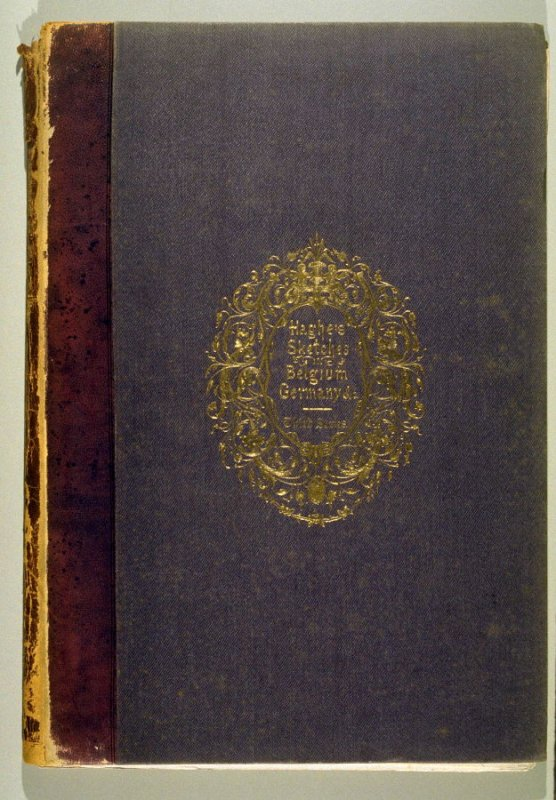 Sketches in Belgium and Germany (London: Tho[ma]s McLean, 1850), [third series]