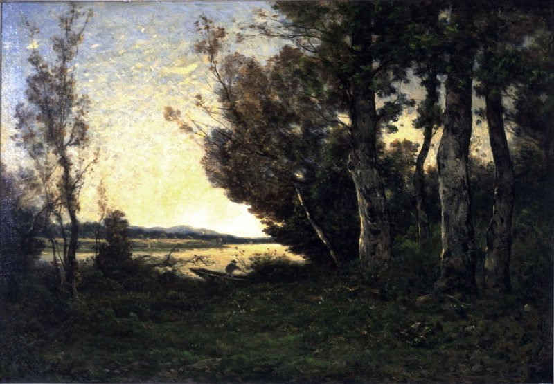Banks of the Allier (Borde dell Allier)