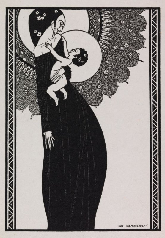 Untitled (Madonna and Child)