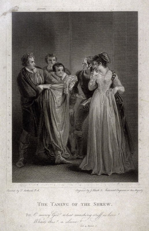 The Taming of the Shrew, Act Iv, Scene III