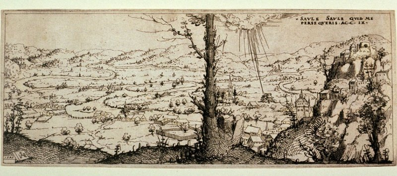 Landscape with the Conversion of St. Paul