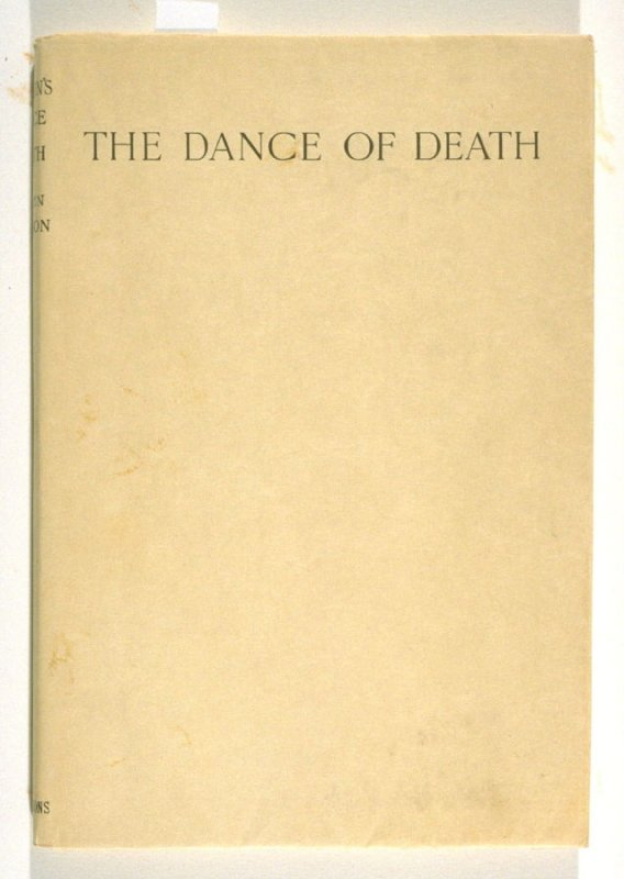 The Dance of Death (London: George Bell & Sons, 1892)