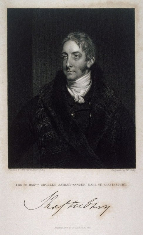 Cropley Ashley-Cooper, Earl of Shaftesbury