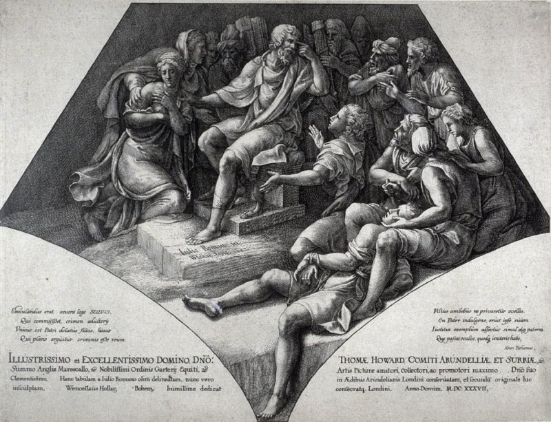 The Judgment of Zaleucus