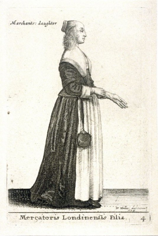 Merchant's Daughter from London