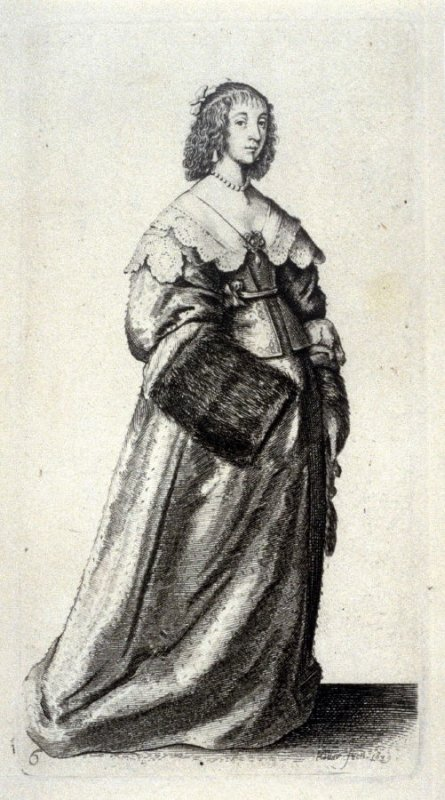 Lady with a Muff