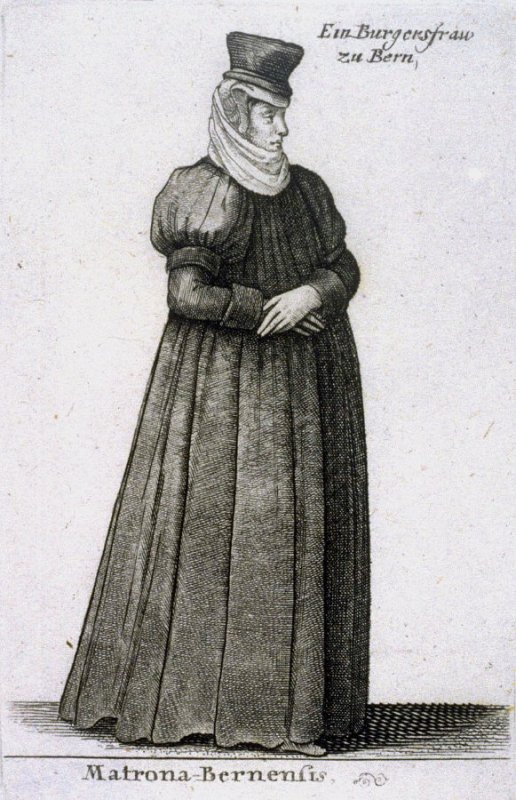 A Burgher's Wife from Bern