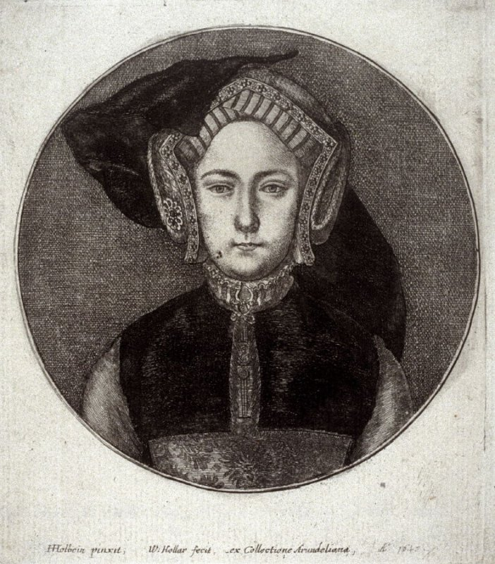 Catherine of Aragon (Unknown Woman)