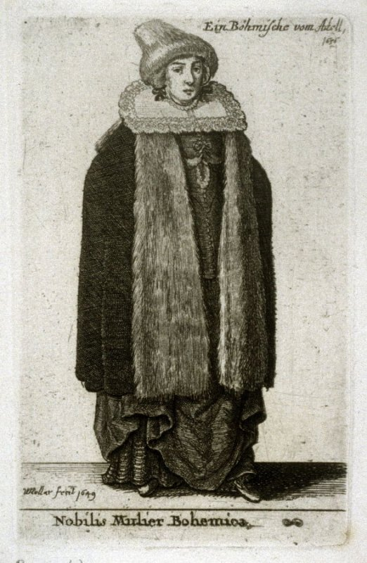 A Noblewoman from Bohemia
