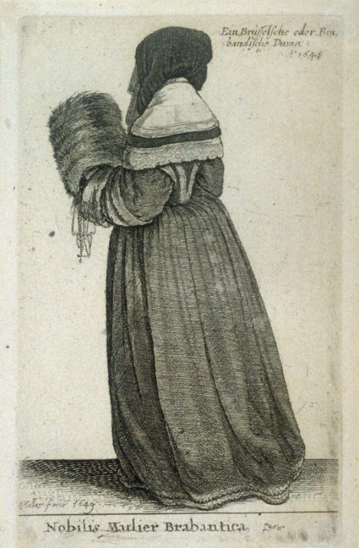 A Noblewoman from Brabant