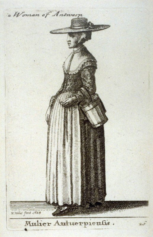 A Woman from Antwerp