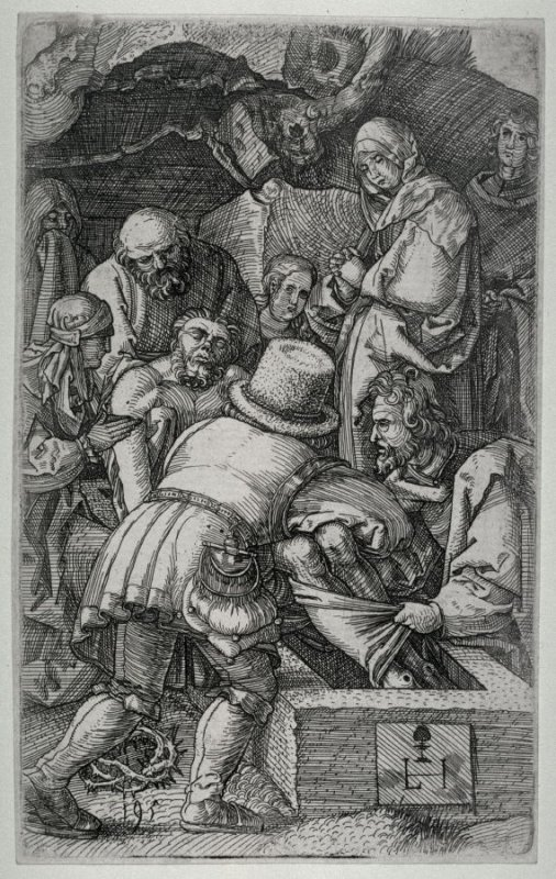 Christ Laid in the Tomb
