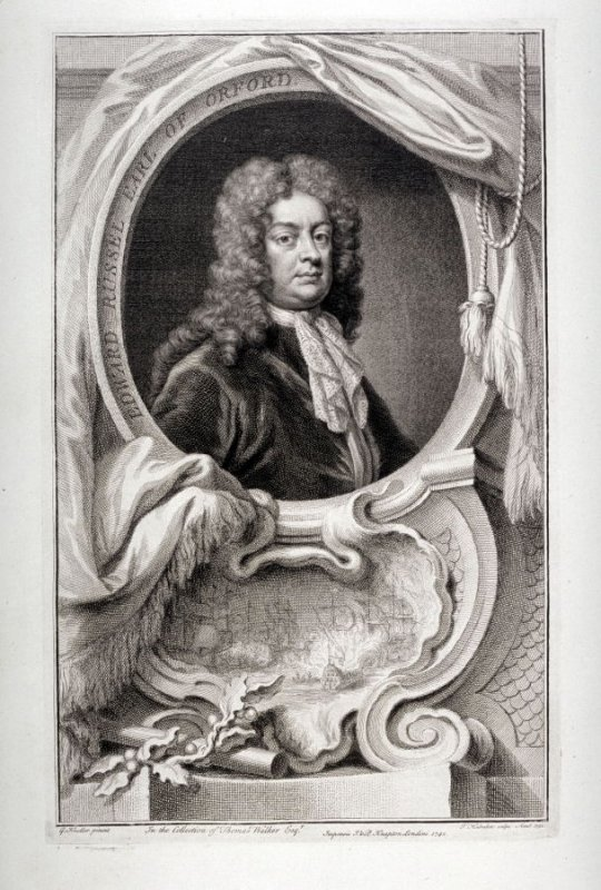 (Edward Russel Earl of Orford)