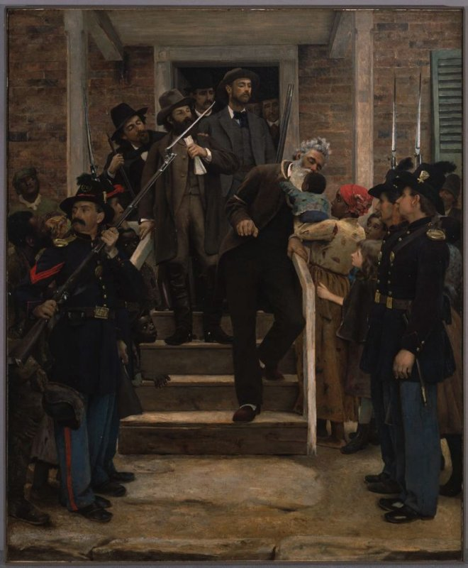The Last Moments of John Brown