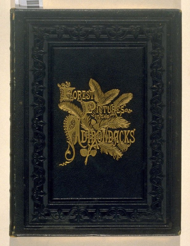 Forest Pictures in the Adirondacks with poems by Alfred B. Street (New York: James G. Gregory, 1865)