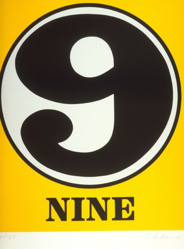Nine from the portfolio Numbers