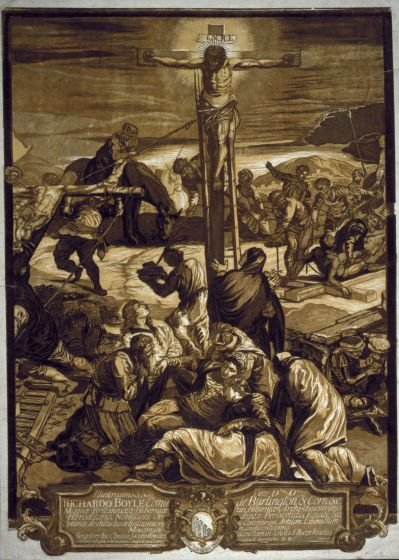 The Crucifixion, from the series 'Opera selectiora'