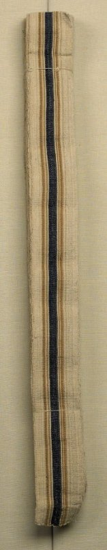 Strip of country cloth