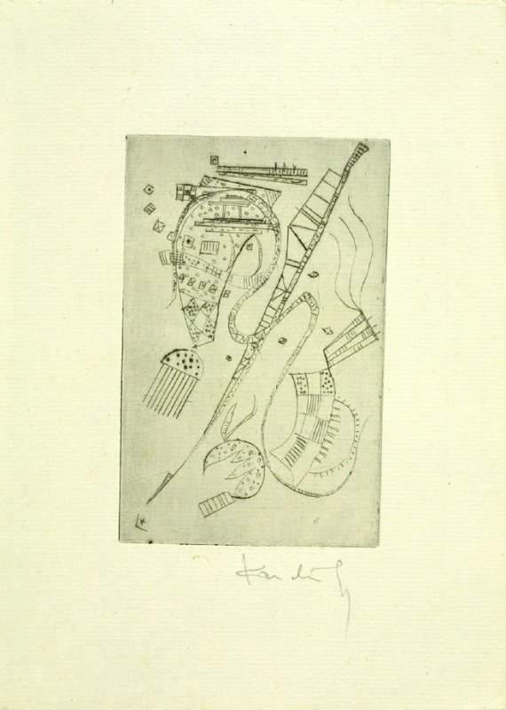 Untitled, illustration 5, in the book Fraternity by Stephen Spender (translated by Louis Aragon) (publisher unlisted, 1939).