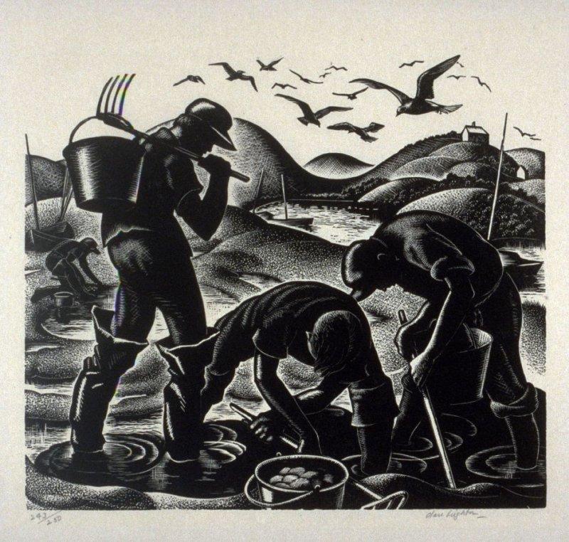 The Clam Diggers