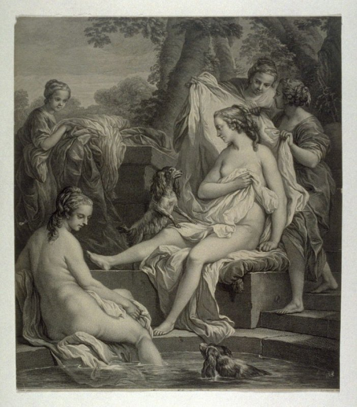 Venus at the Bath