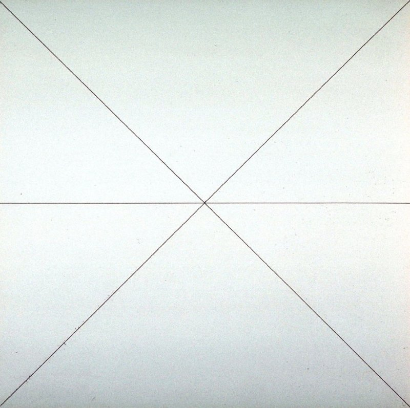 Pl. 13 from the set, Straight Lines in 4 Directions