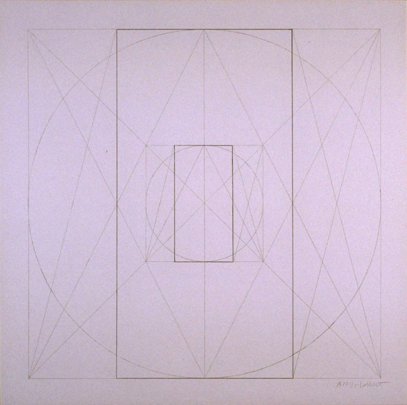 Untitled, pl. 22, from the portfolio, Geometric Figures within Geometric Figures