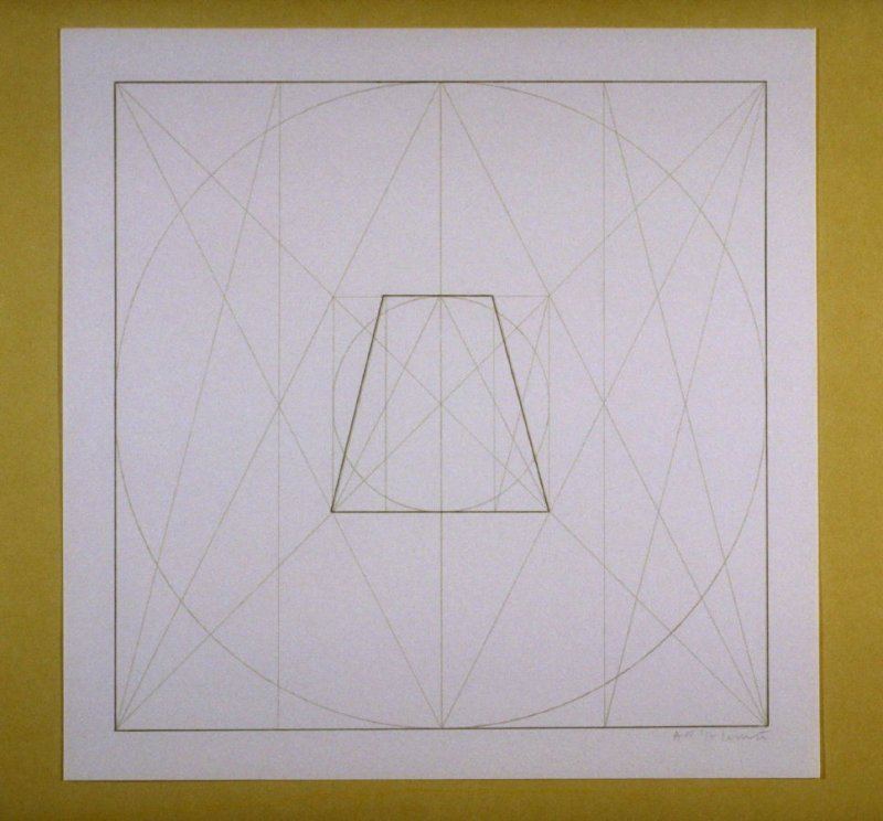 Untitled, pl. 11 from the portfolio Geometric Figures within Geometric Figures(New York: Parasol Press Ltd., 1976)