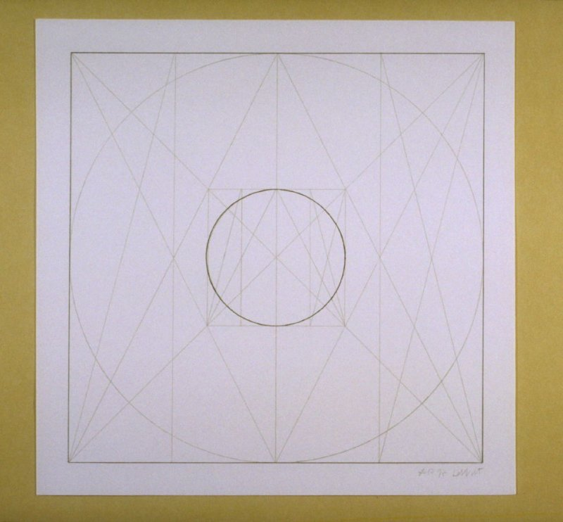 Untitled, pl. 7 from the portfolio Geometric Figures within Geometric Figures(New York: Parasol Press Ltd., 1976)
