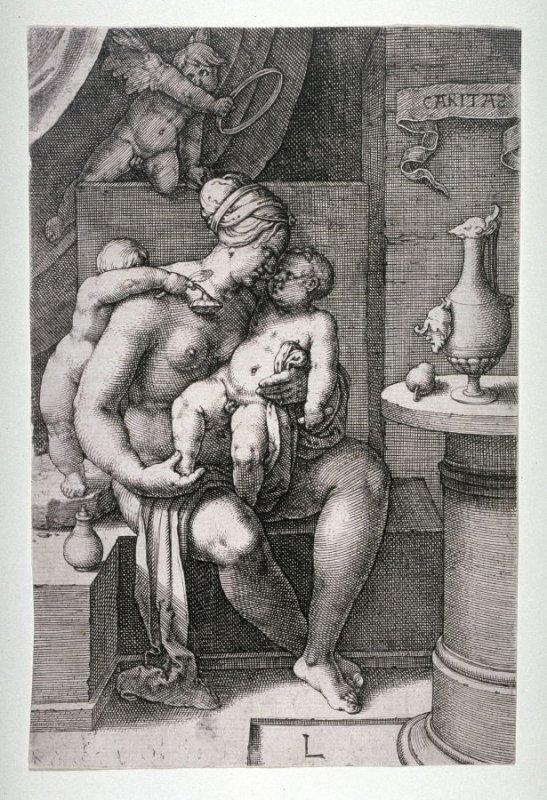 Charity, from the Seven Virtues