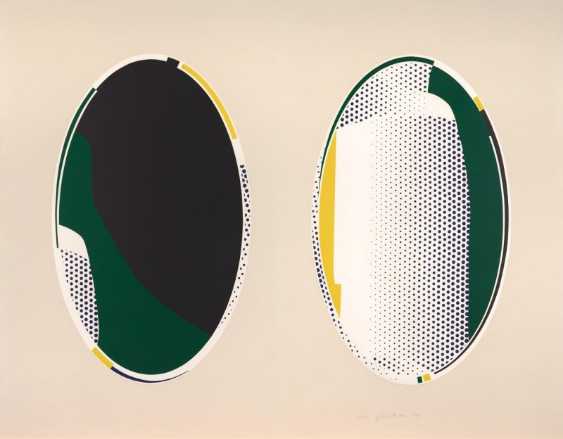 Mirror #8, from the Mirror series
